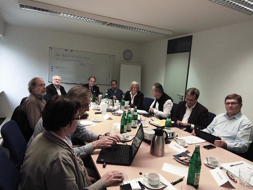Workshop Ceses presso il Ses a Bonn