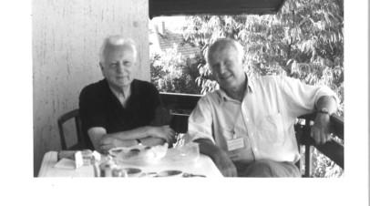 Un ricordo di Edmondo Schmidt dal nostro socio Paolo Mosca